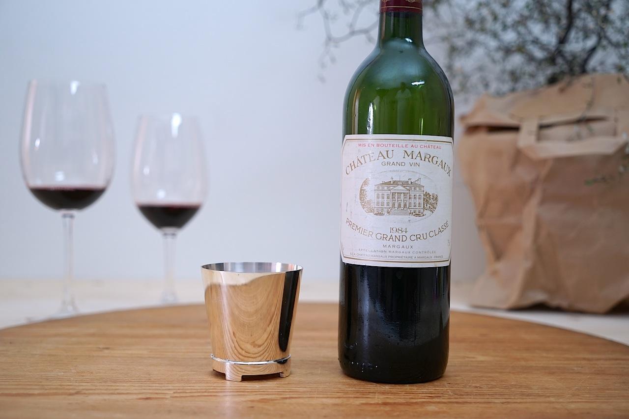 1984 Rotwein Grand Vin Chateau Margaux - Premier Grand Cru Classe