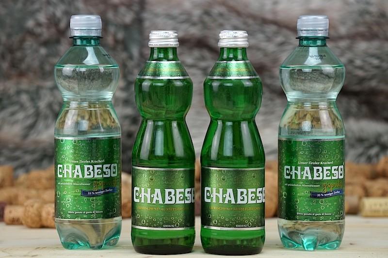 Die Tiroler Kult Limonade CHABESO war zur Boys Night im Casino Seefeld ein idealer Durstlösche