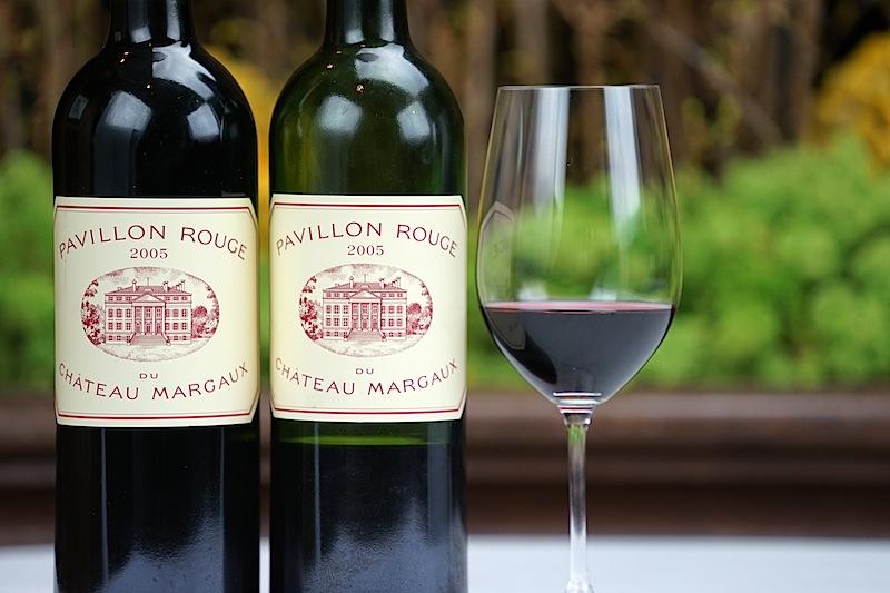 Auch der Zweitwein Pavillion Rouge von Château Margaux ist bei Weinliebhabern sehr gefragt