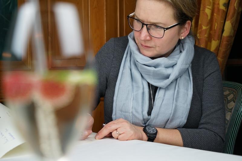 Annett Conrad, Redakteurin bei FrontRowSociety.net