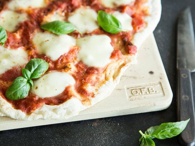 Auch einer knusprigen Pizza steht im O.F.B. nichts im Wege