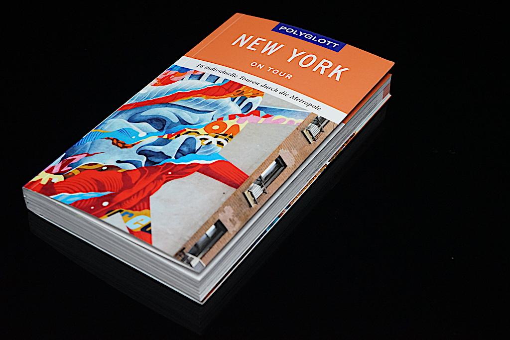 Polyglott, New York on Tour mit 16 individuellen Touren durch die Metropole