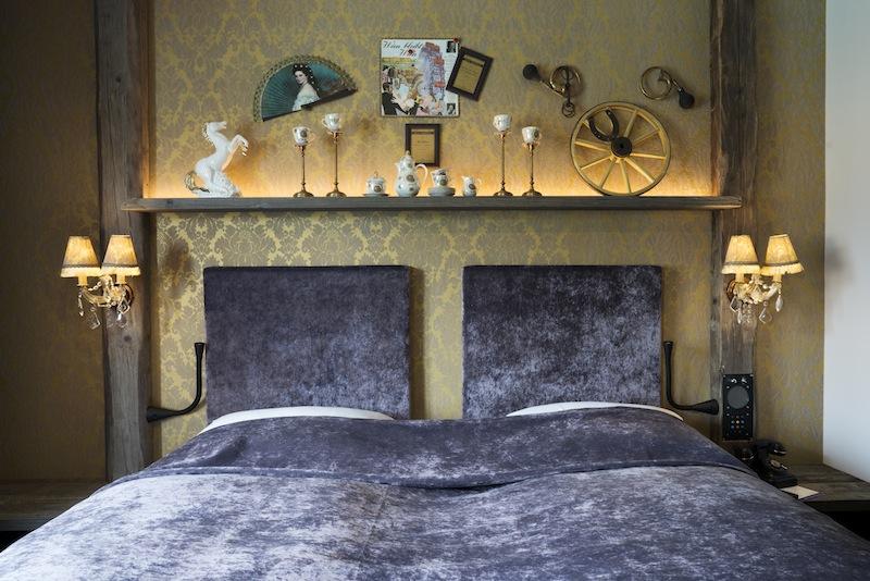So vielfältig wie die Gästezimmer in der Träumerei #8 sind