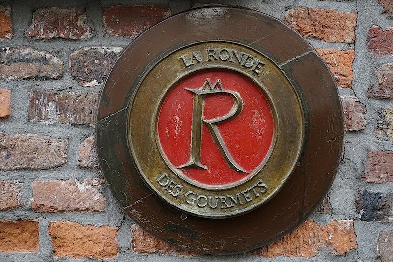 La Ronde des Gourmets - hier ist eine Vereinigung von Menschen zu Hause, die sich gemeinsam Sinnesfreuden in ihrer ganzen Fülle hingeben