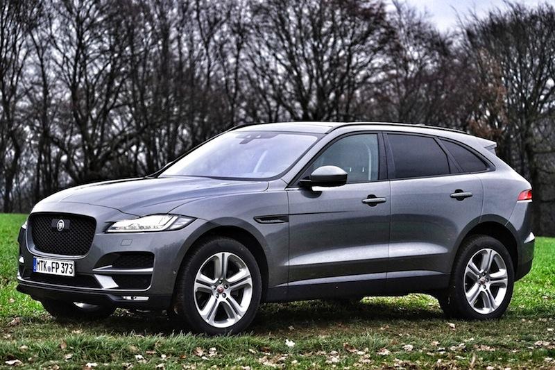 Das Team vom Luxus & Lifestyle Magazin LUSTFAKTOR ist vom Jaguar F-Pace genau so begeistert, wie die Jury vom World Car Design of the Year und Gewinner der World Car of the Year Awards