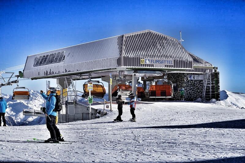Das Skigebiet rund um Ischgl ist auch für Familien bestens geeignet