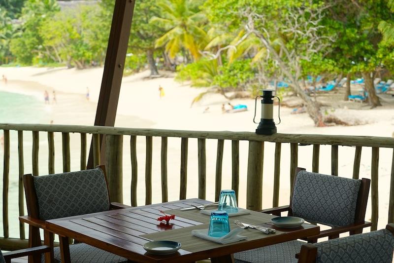 Vor, nach oder während dem Golfspiel - eine Pause im Restaurant & Bar NEST ist entspannend /