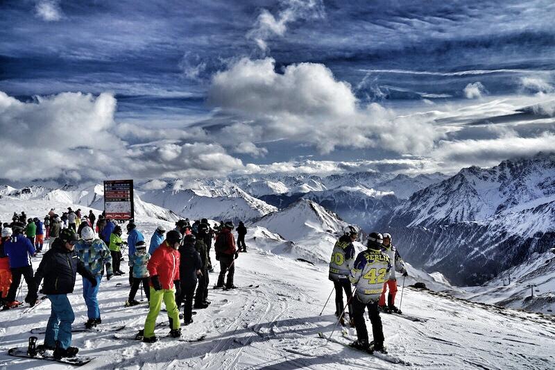 Ischgl wurde auch dafür augezeichnet, sein Skigebiet bestens beschildert zu haben
