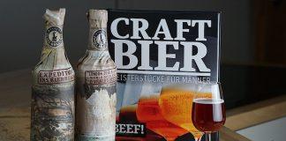 Den Zander tauschen wir gegen frischen Kabeljau vom Wochenmarkt. Sauce hollandaise mit Craft Bier, ein wirklicher Genuss; nicht nur für Männer