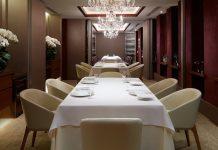 2 Sterne Restaurant LES AMIS in Singapur - das Flagship Restaurant von der es Amis Group