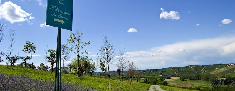 In der sanften Hügellandschaft Piemonts, wo Himmel und Erde sich berühren, erzeugt die Familie Berta fabelhafte Grappas in ihrer Distilleria
