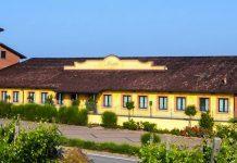 Das Zuhause der Distilleria Berta in Mombaruzzo