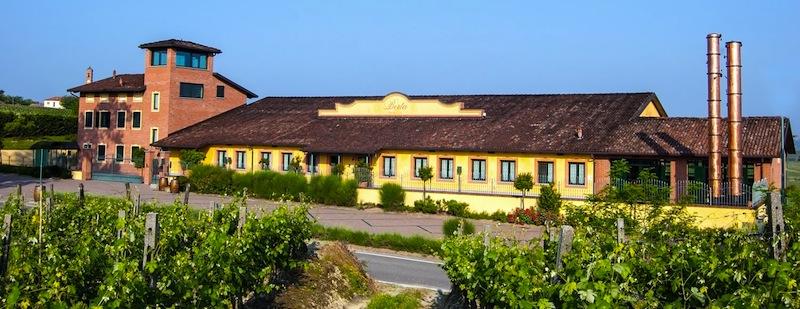 Ein Blick auf die Distilleria Berta: Hier enstehen die wohl besten Edelbrände im Piemont