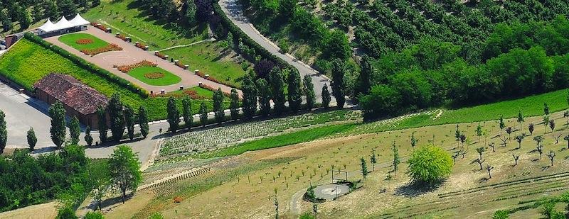 Die einzigartige Kulturlandschaft soll der Parco Naturalistico bewahren