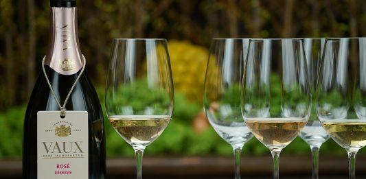 Die besten deutsche Sekte - dazu ein Dinner von Sternekoch Christoph Rainer