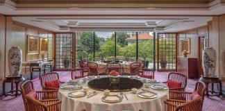 Im Summer Palace findet traditionell orientalisches Interieur seinen Raum, ergänzend mit einer Sammlung feiner chinesischer Kunst und Antiquitäten
