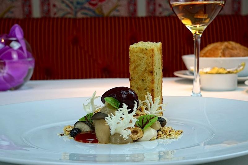 """Eine """"Gans im Wald"""": Sternekoch Patrick Bittner bezeichnet die Foie Gras als sein Signatur Dish"""