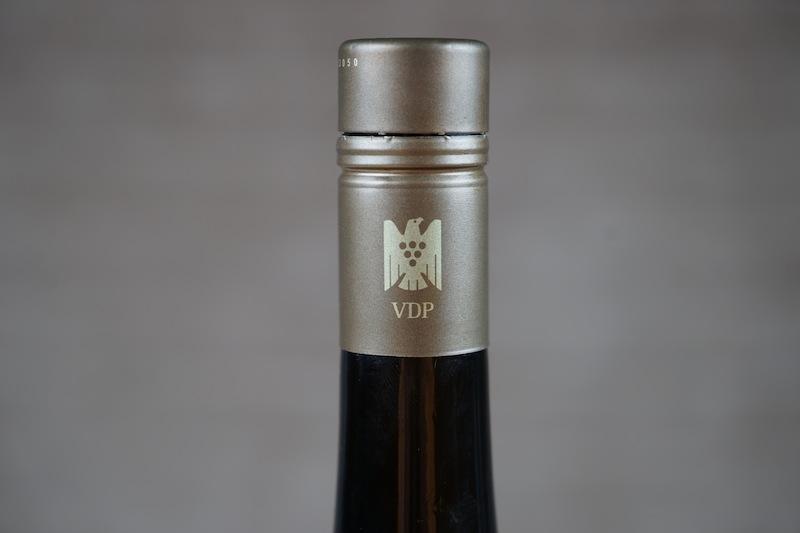 Der Weinadler des VDP steht für unverfälschte Qualität, also Wein in seiner reinen Form