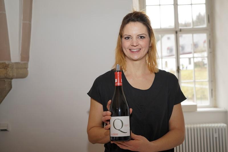 Das Rheingauer VDP-Weingut der Familie Allendorf hatte nur eine kurze Anreise aus Oestrich-Winkel