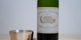 1986 Rotwein Grand Vin Chateau Margaux – Premier Grand Cru Classe