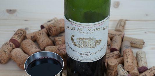 1988 Rotwein Grand Vin Chateau Margaux – Premier Grand Cru Classe