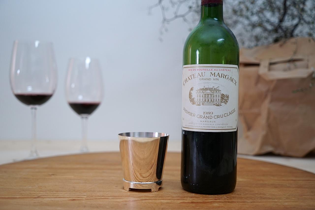 1989 Rotwein Grand Vin Chateau Margaux – Premier Grand Cru Classe