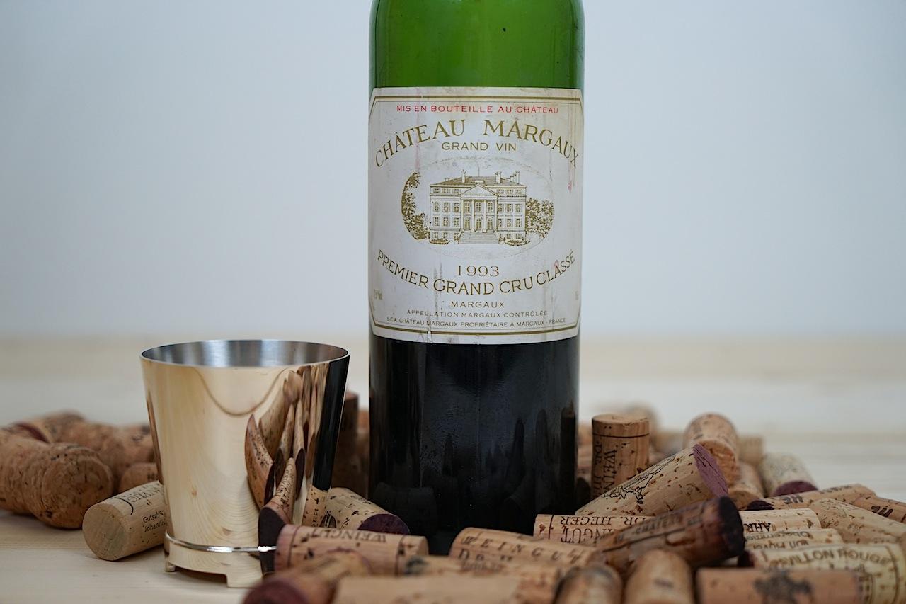 1993 Rotwein Grand Vin Chateau Margaux – Premier Grand Cru Classe