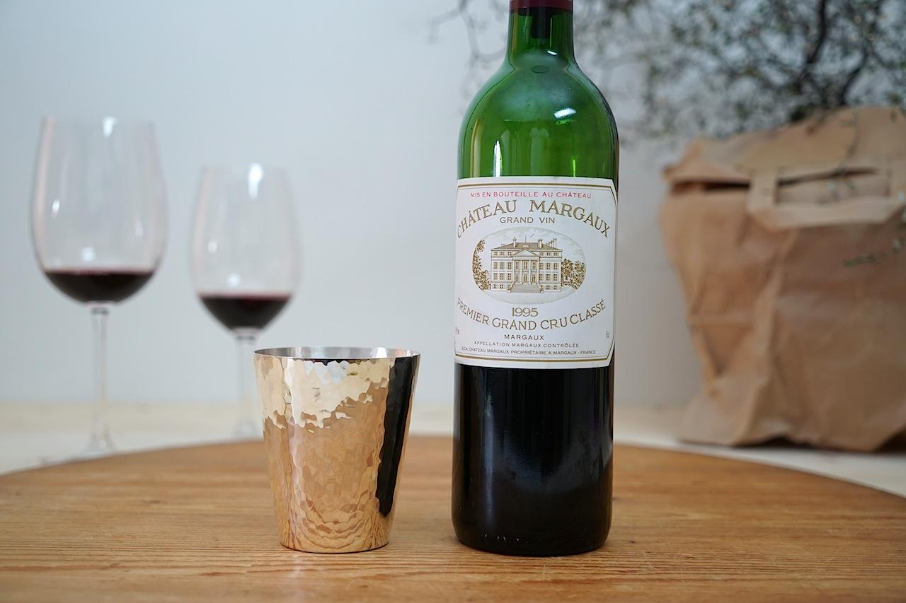 1995 Rotwein Grand Vin Chateau Margaux – Premier Grand Cru Classe