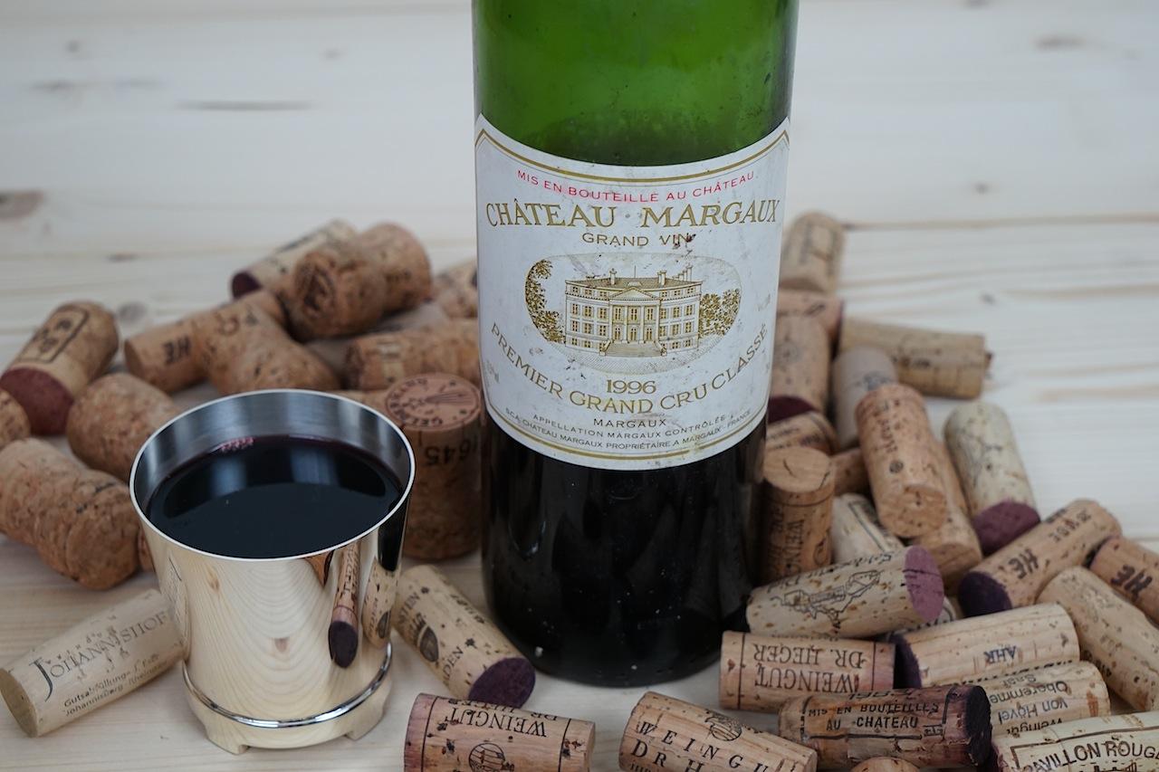 1996 Rotwein Grand Vin Chateau Margaux – Premier Grand Cru Classe