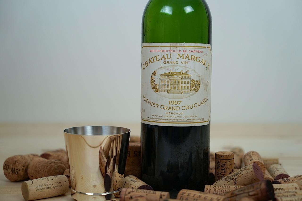 1997 Rotwein Grand Vin Chateau Margaux – Premier Grand Cru Classe