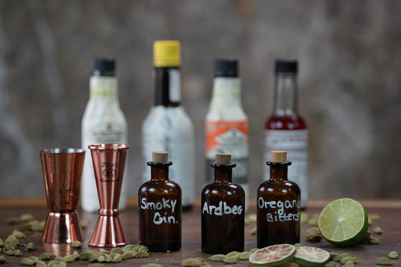 Düfte und Geschmacksnuancen spielen bei Gin eine große Rolle