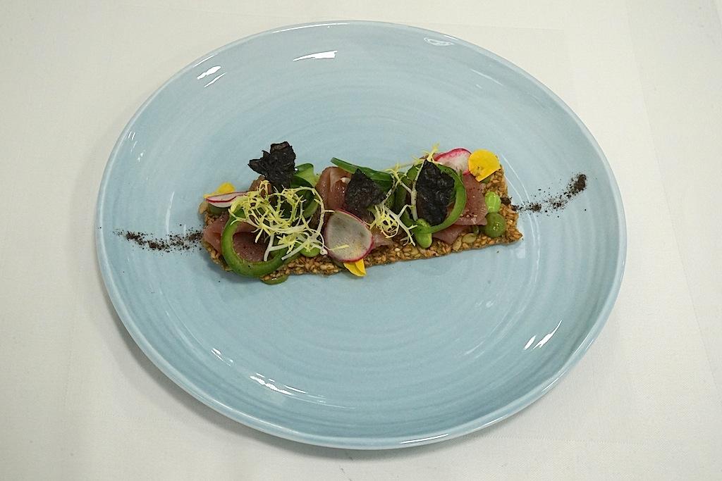 Thunfisch Tatar - fangfrisch auf den Tisch