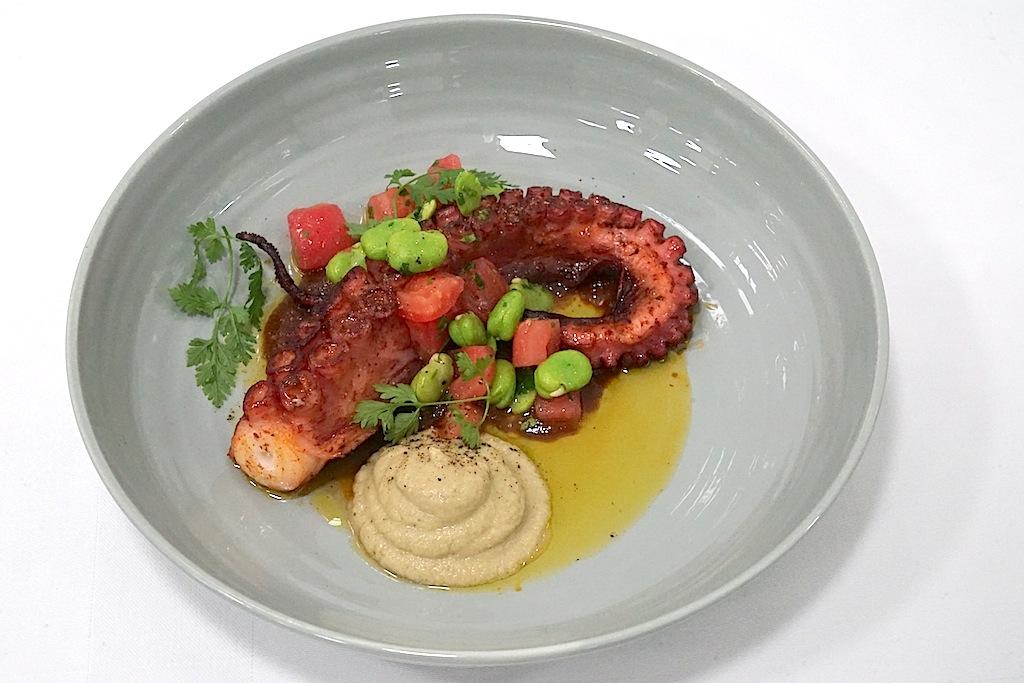 Nachhaltig gefangene Meeresfrüchte und Fisch aus zertifizierten Küstengebieten finden im Origin Grill & Bar Verwendung