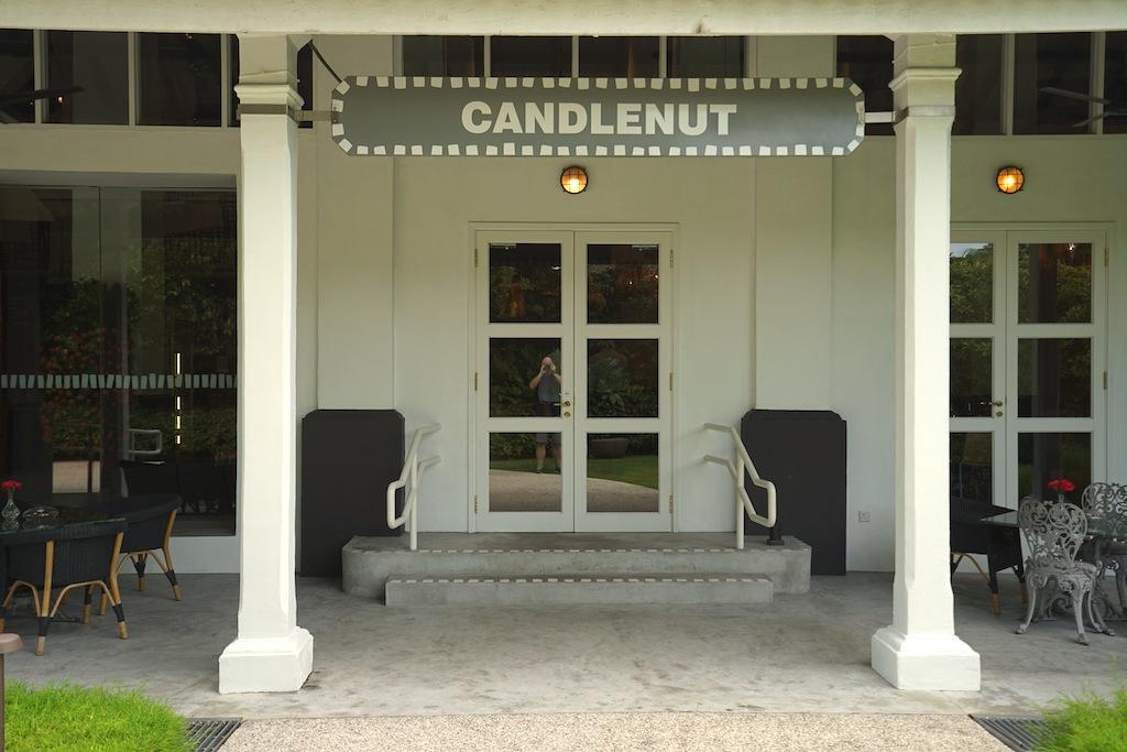 Hallo und auf Wiedesehen im Sterne-Restaurant Cundlenut von Koch Malcolm Lee