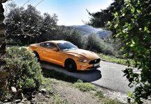 Mit dem neuen Ford Mustang GT in das schöne Umland der Côte d'Azur