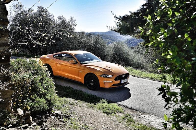 Die Ausfahrt mit dem Ford Mustang hatte der Redaktion viel Freude bereitet