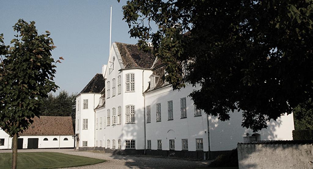 Das Guthaus von Frederiksdal: Hier dreht sich alles um den wohl besten Kirschwein