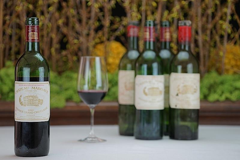 1990 Rotwein Grand Vin Chateau Margaux – Premier Grand Cru Classe
