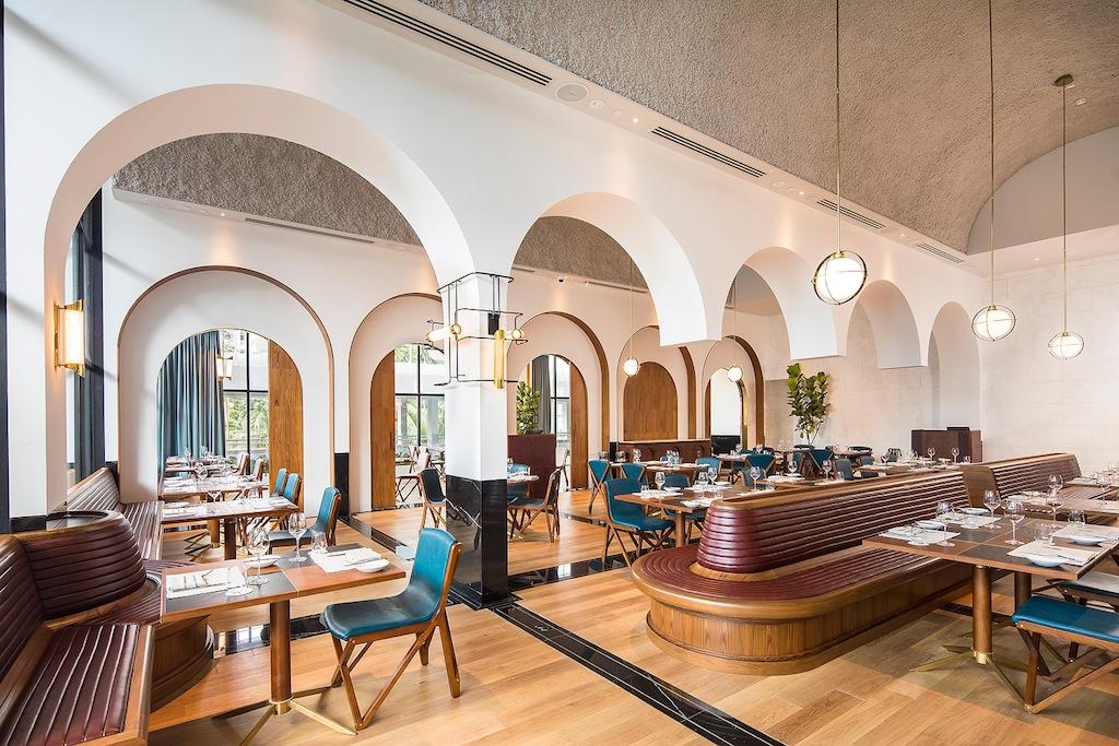 Das neue Design im Shangri-La Origin Grill & Bar