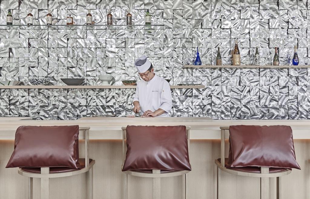 Das NAMI bietet die Kunst der japanischen Küche