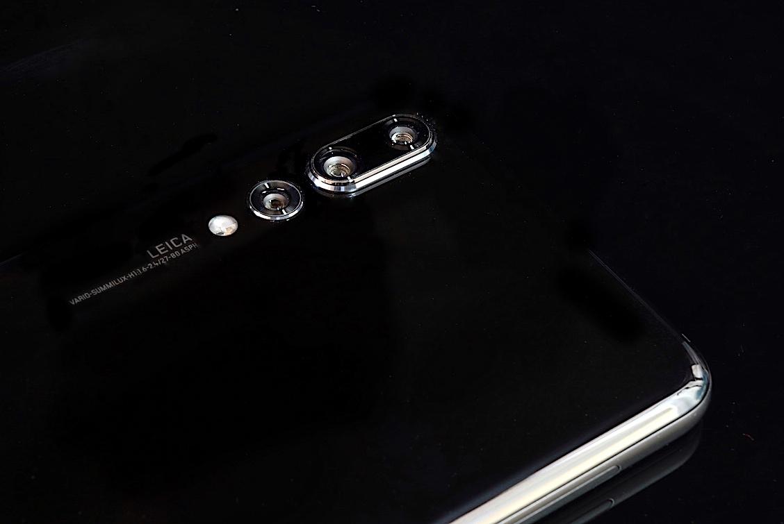Huawei P20 Pro: Das Geheimnis von qualitativen Fotos ist die Triple-Kamera von Leica