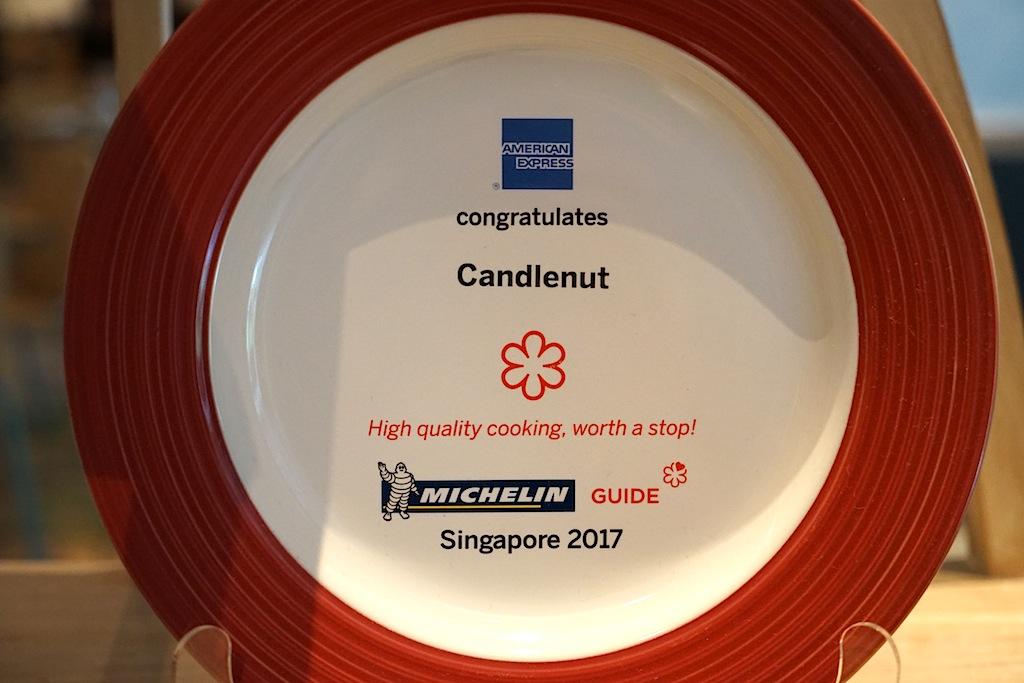 2017 wurde der Michelin-Stern zum zweiten Mal bestätigt. Zur Freude vom Malcolm Lee