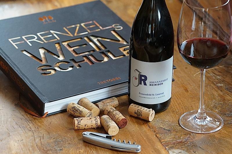 Wer sich über das Thema Wein ein wenig kundig machen möchte, dem empfehlen wir Frenzel's Weinschule