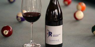 Vom Weingut Johanneshof Reinisch kommt auch der Frauenfeld St. Laurent