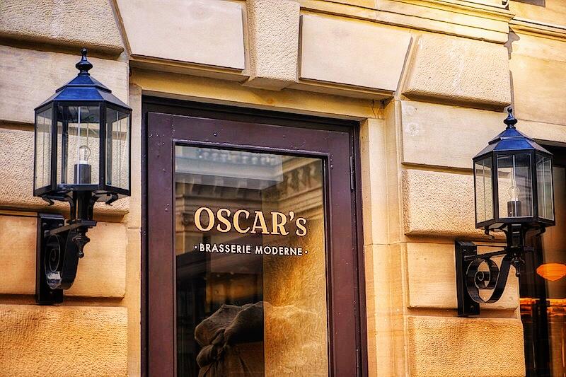 Das Oskar's - die angesagte Brasserie im Frankfurter Hof