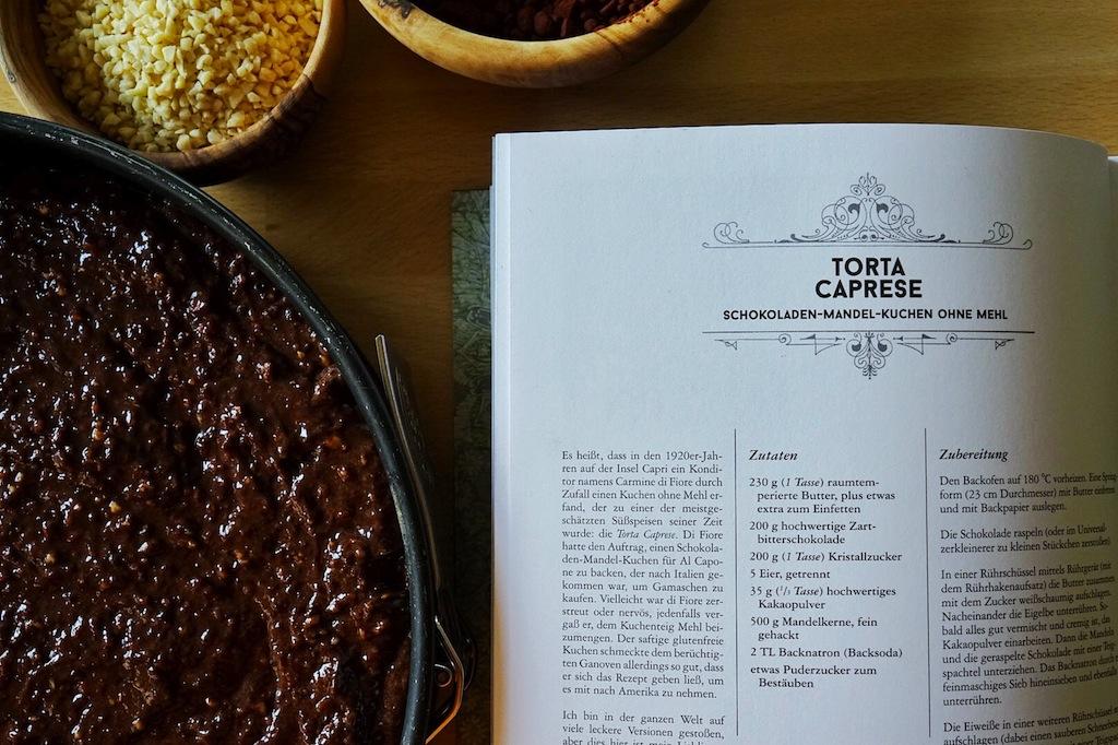 In den Randnotizen erzählt Melissa Geschichten um die Namensgebung eines Kuchen, gibt praktische Tipps oder erzählt von sich und ihrer kleinen und großen Backfreuden