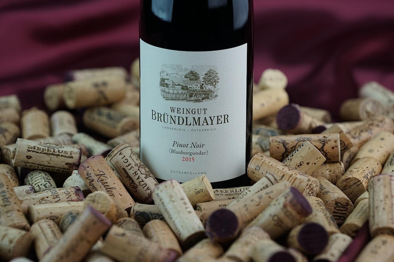 Obwohl sich bei Bründlmayer hauptsächlich mit dem Ausbau von Grünen Veltliner und Riesling beschäftigt wird, entstehen auf diesen Weingut dennoch einzigartige Blauburgunder