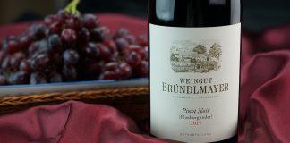 Der Bründlmayer Pinot Noir ist ein Rotwein von besonderem Format