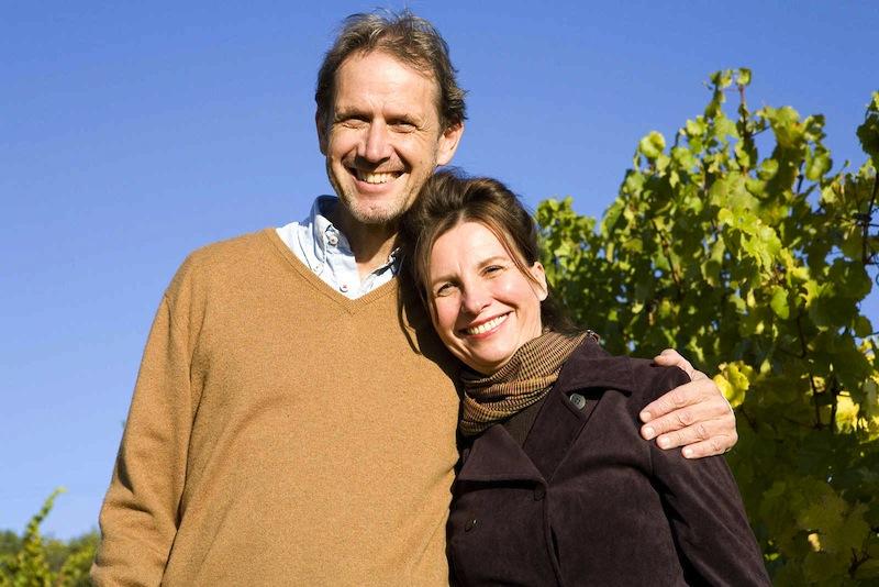 Wiili und Edwige Bründlmayer führen gemeinsam eines der herausragendsten Weingüter in ganz Österreich
