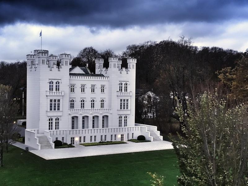 Eines der 7 Grand Hotel Ensembles: Das Haus Hohenzollern